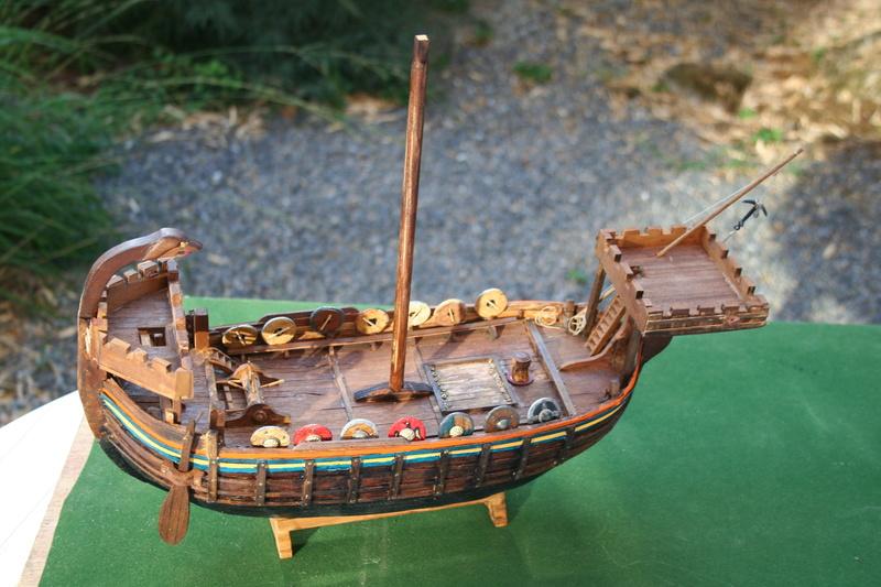 Nef de pirates normands au 1/60 e par JJ - Page 3 Img_8833