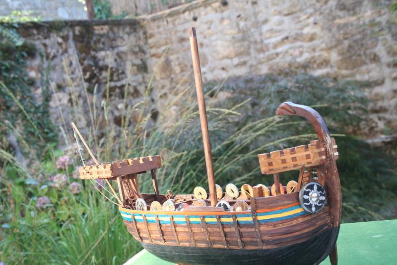 Nef de pirates normands au 1/60 e par JJ - Page 3 Img_8834