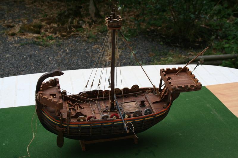 Nef de pirates normands au 1/60 e par JJ - Page 3 Img_8910