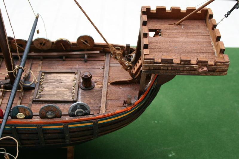 Nef de pirates normands au 1/60 e par JJ - Page 3 Img_8914