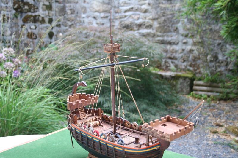 Nef de pirates normands au 1/60 e par JJ - Page 3 Img_8915