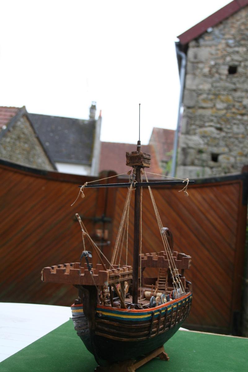 Nef de pirates normands au 1/60 e par JJ - Page 3 Img_8916
