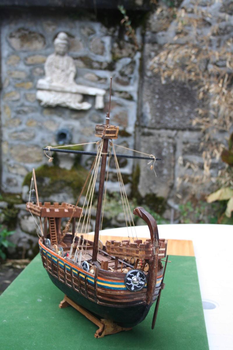 Nef de pirates normands au 1/60 e par JJ - Page 3 Img_8917