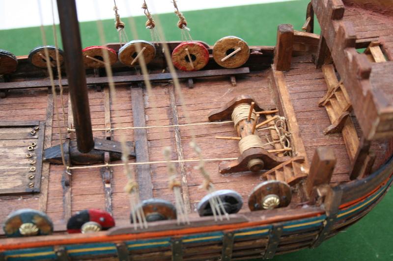 Nef de pirates normands au 1/60 e par JJ - Page 3 Img_8918