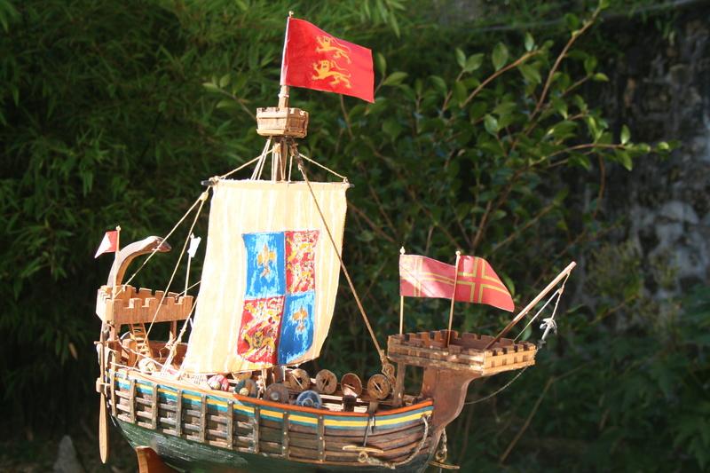 Nef de pirates normands au 1/60 e par JJ - Page 3 Img_8931