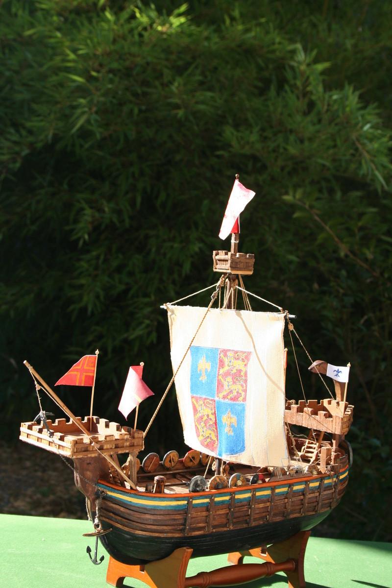 Nef de pirates normands au 1/60 e par JJ - Page 3 Img_8932