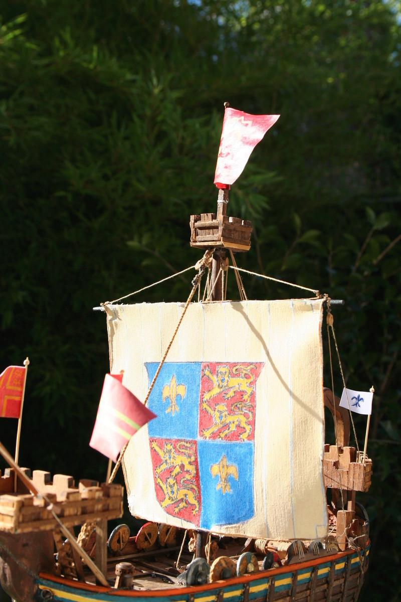 Nef de pirates normands au 1/60 e par JJ - Page 3 Img_8933