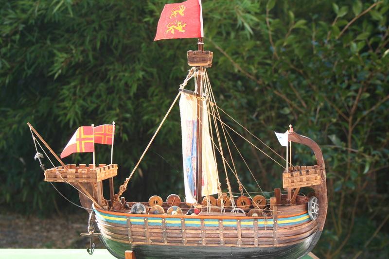 Nef de pirates normands au 1/60 e par JJ - Page 3 Img_8935