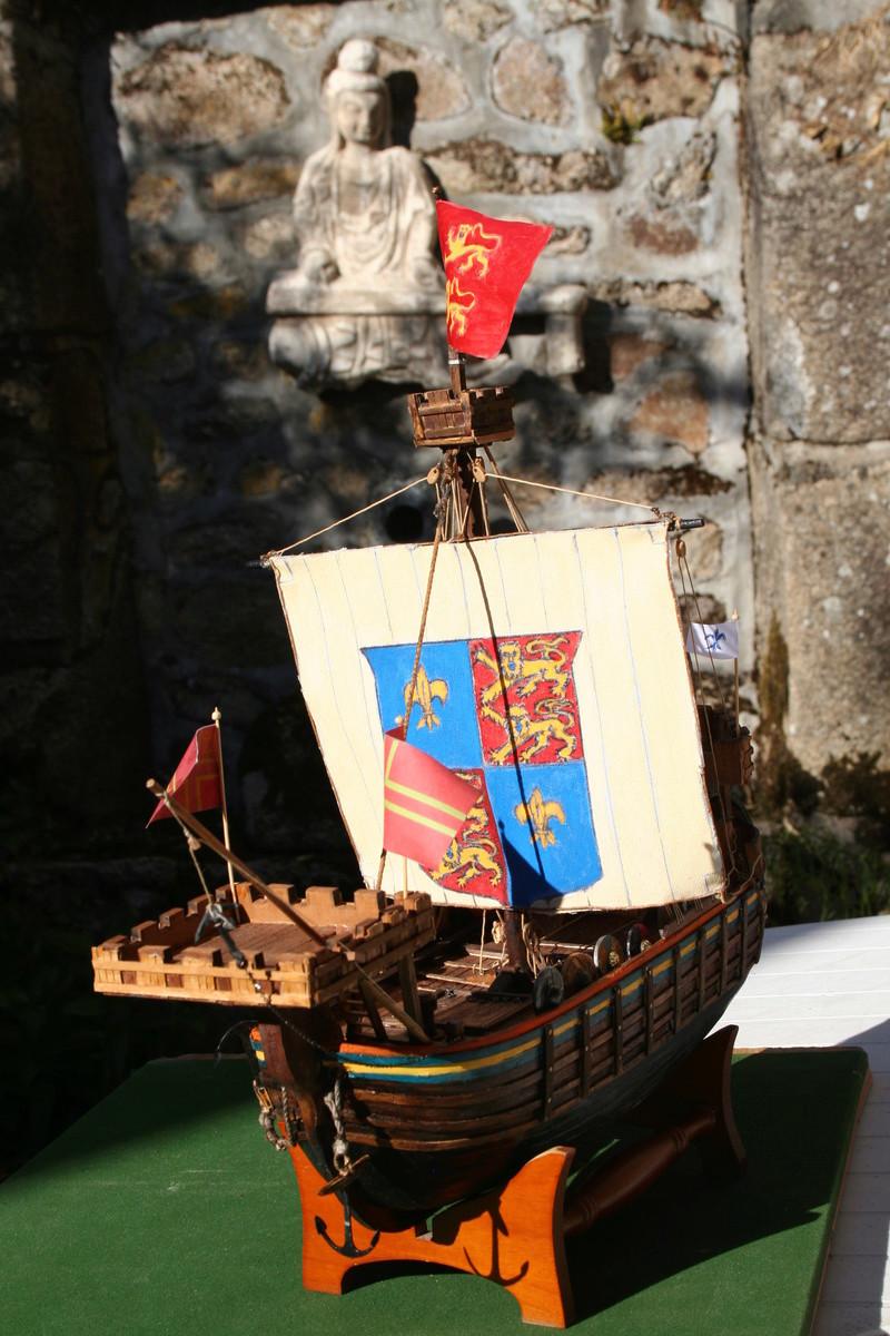 Nef de pirates normands au 1/60 e par JJ - Page 3 Img_8936