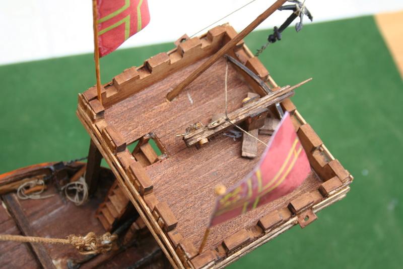 Nef de pirates normands au 1/60 e par JJ - Page 4 Img_8951