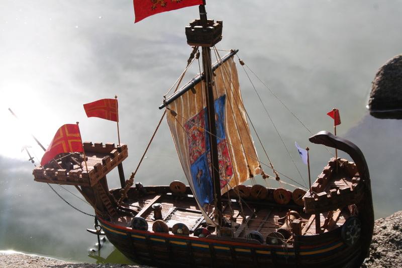 Nef de pirates normands au 1/60 e par JJ - Page 4 Img_8954