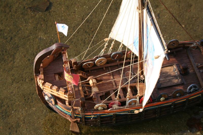 Nef de pirates normands au 1/60 e par JJ - Page 5 Img_8962