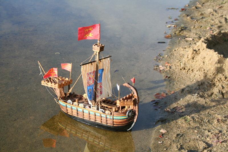 Nef de pirates normands au 1/60 e par JJ - Page 5 Img_8965