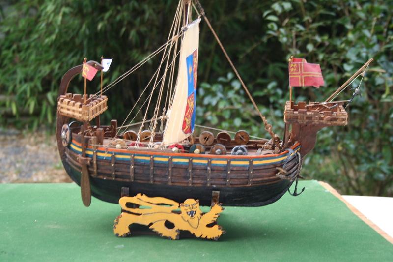 Nef de pirates normands au 1/60 e par JJ - Page 5 Img_8981