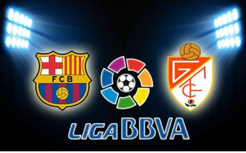 La Liga: FC Barcelona vs Granada CF Images12