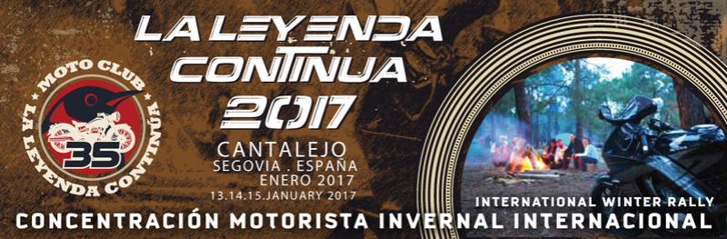 La Leyenda Continúa Baner10