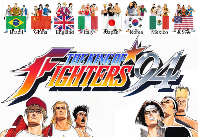 KING OF FIGHTER 94 - Page 9 Poster10