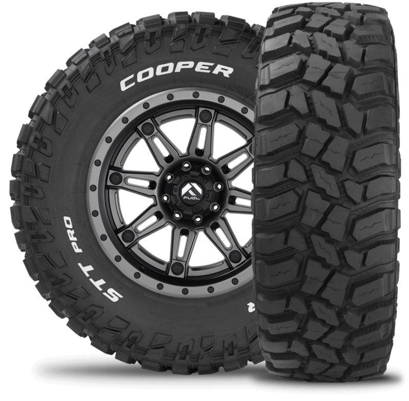 Achat des Cooper STT Pro. Cooper10
