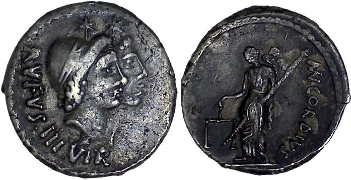Denier de Cordius Rufus Rep_4610