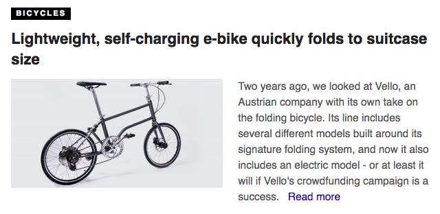 """Vello Bike + : charge par énergie cinétique [""""Brompton électrifié""""] 2w_vel10"""