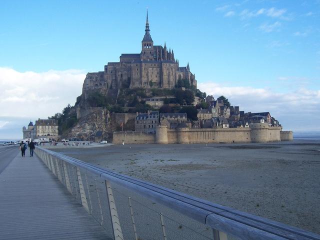 Courtils et le Mont st Michel 100_7222