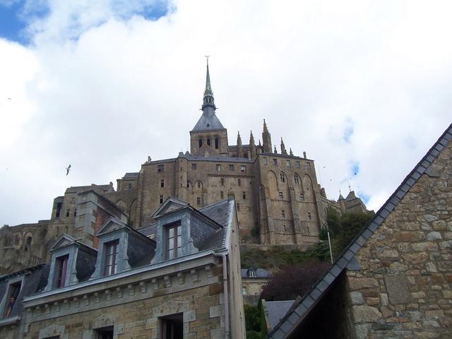 Courtils et le Mont st Michel 100_7314