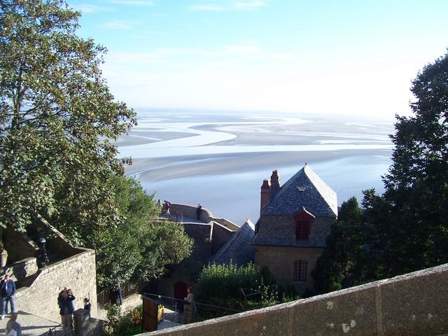 Courtils et le Mont st Michel 100_7317