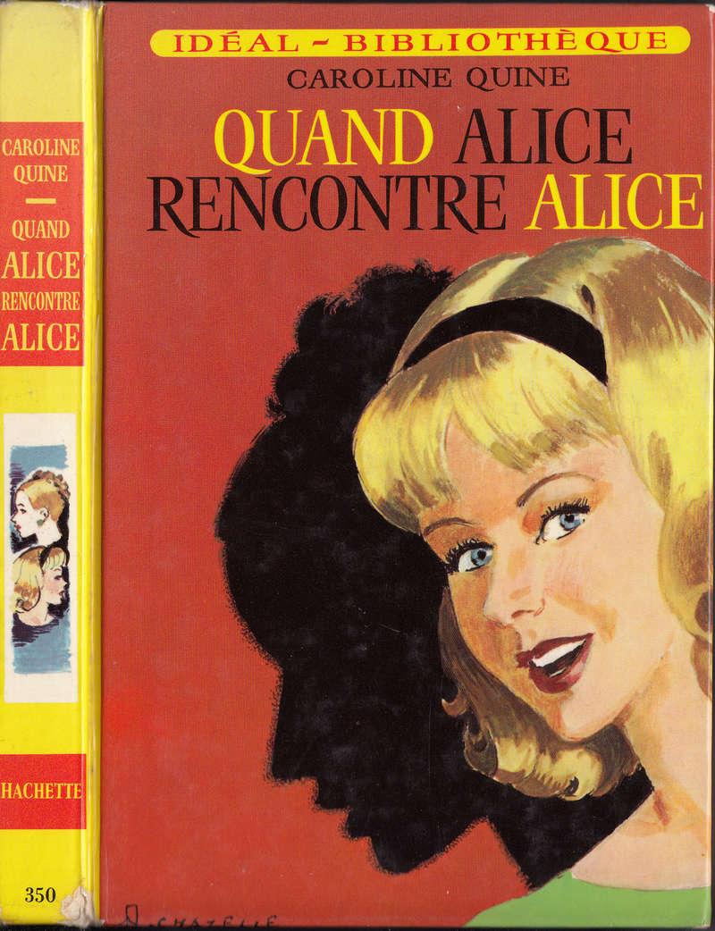 Recherches sur les anciennes éditions d'Alice (Titres 31 à 45) Relevy20