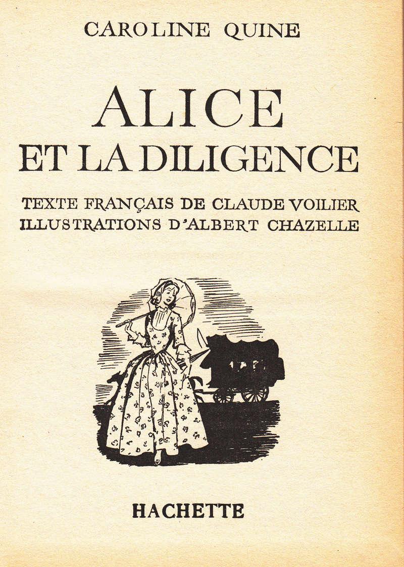 Recherches sur les anciennes éditions d'Alice (Titres 31 à 45) Relevy23