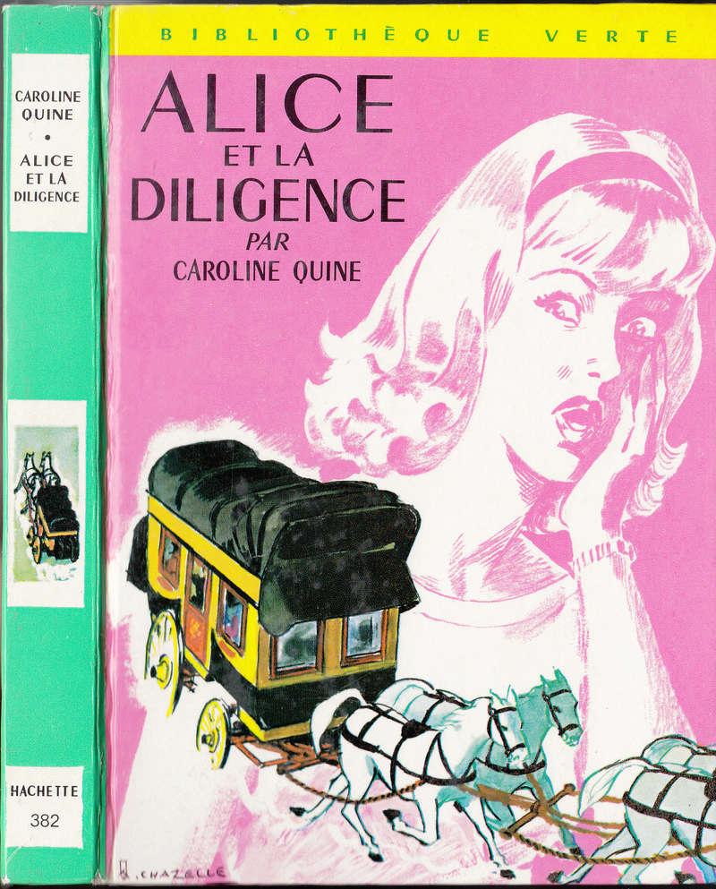 Recherches sur les anciennes éditions d'Alice (Titres 31 à 45) Relevy24