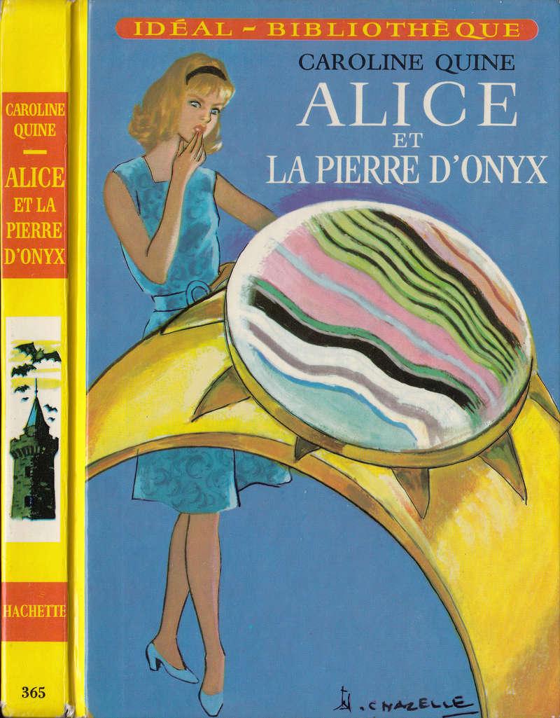 Recherches sur les anciennes éditions d'Alice (Titres 31 à 45) Relevy26