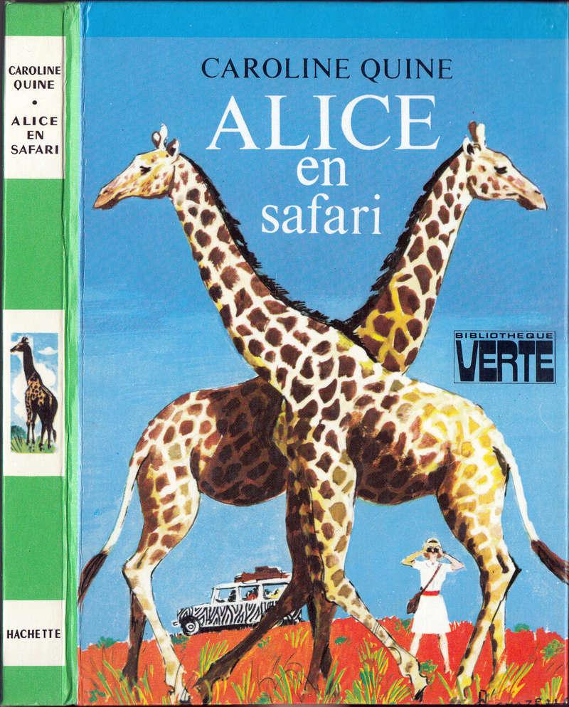 Recherches sur les anciennes éditions d'Alice (Titres 31 à 45) Relevy28