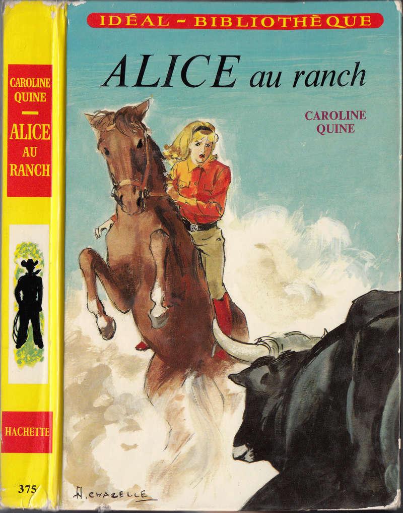 Recherches sur les anciennes éditions d'Alice (Titres 31 à 45) Relevy30