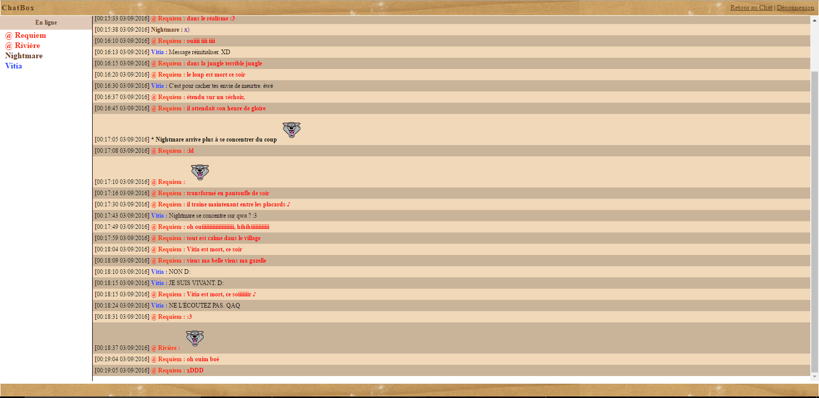 • Les perles de la chatbox ! - Page 2 Haha10