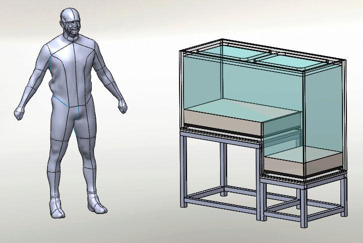 Projet 500L avec fosse Aqua10