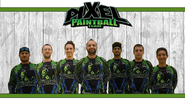 Team Pixels Paintball recrute (France / 38) Teampi11