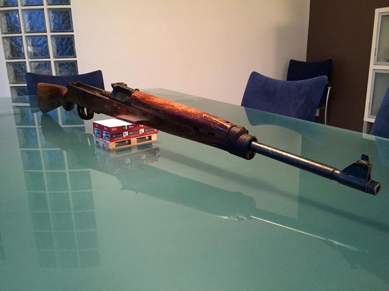 Gewehr 43 à restaurer Img_5410
