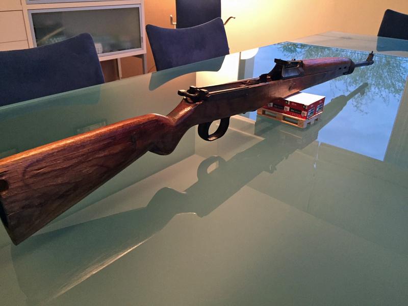 Gewehr 43 à restaurer Img_5412