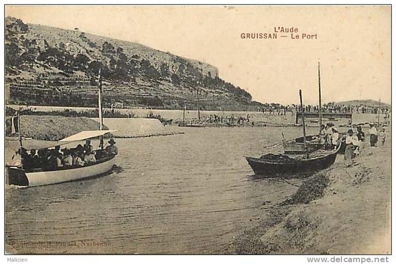 Gruissan, et ses cartes postales anciennes 023_0010