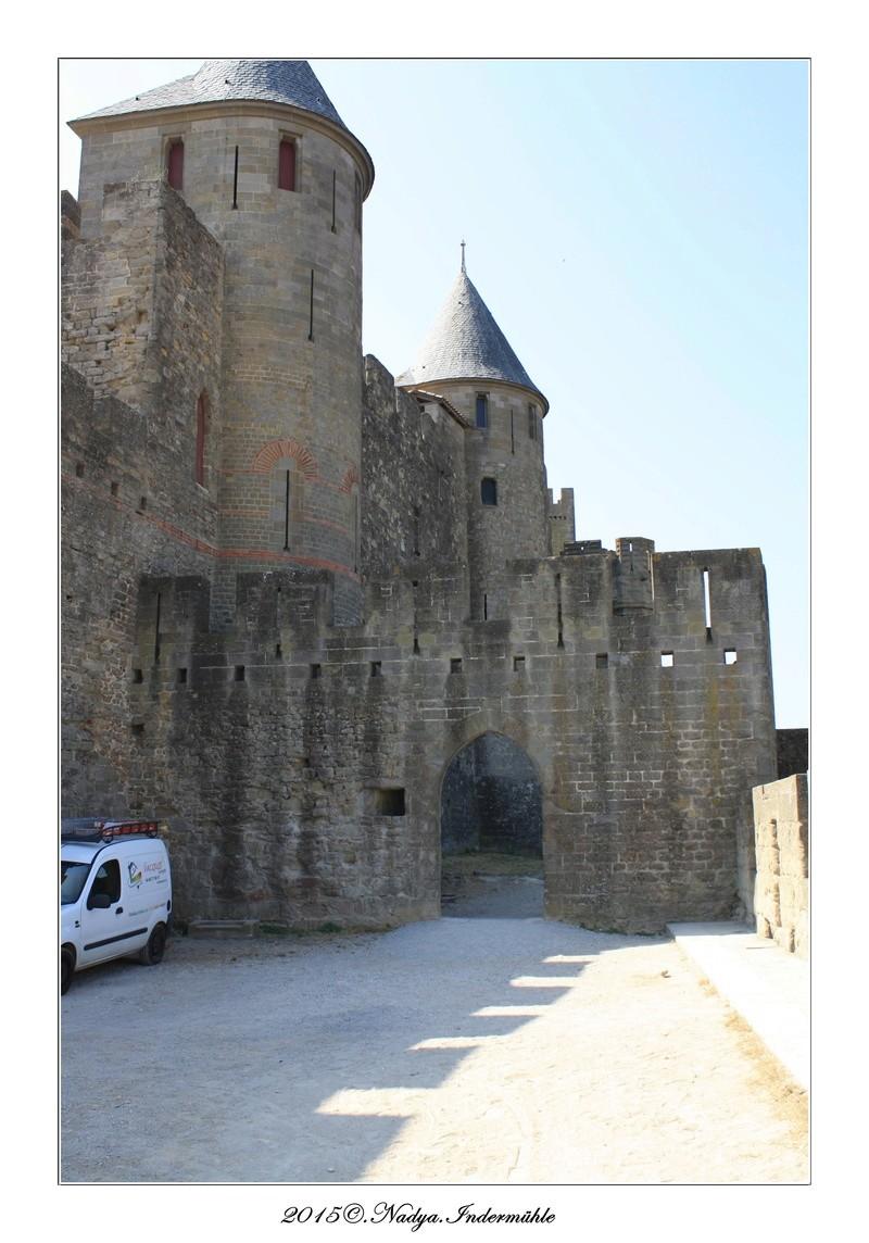 Carcassonne, et sa cité Cadrer29