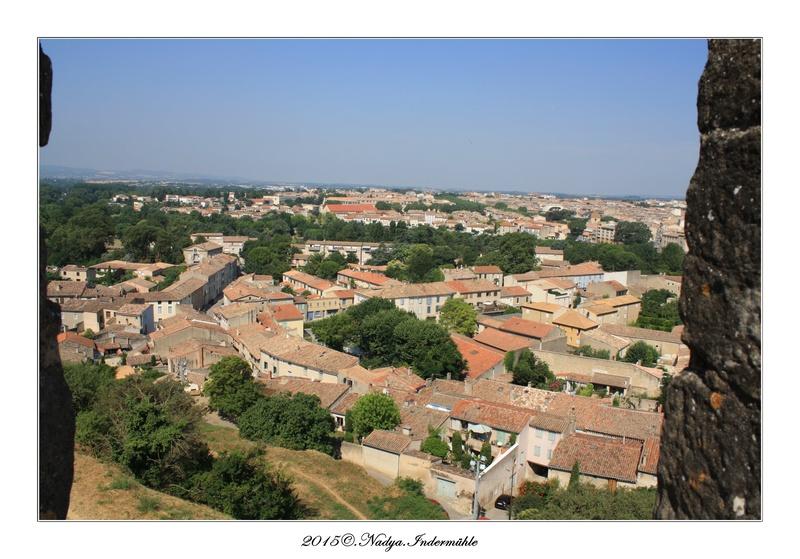 Carcassonne, et sa cité Cadrer35