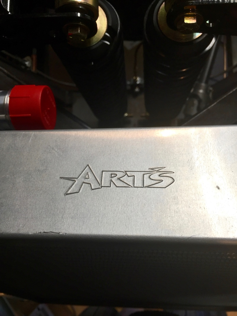 Classic R #27 Build - Cooling System Art-ra10