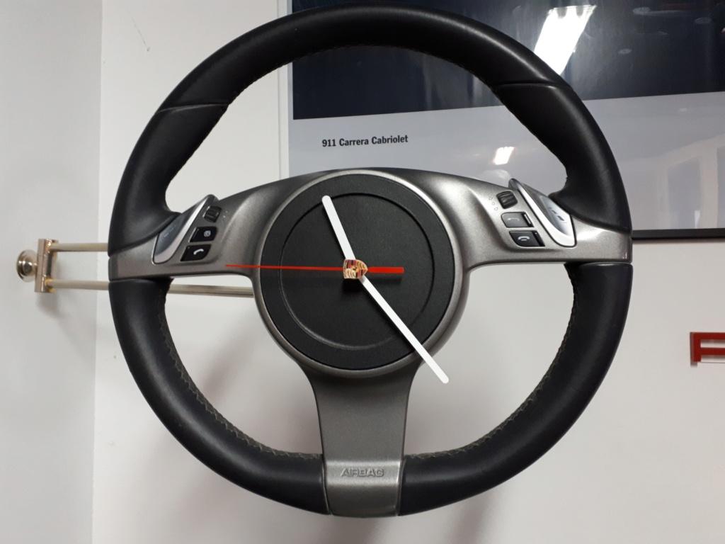 Volant sport pour 997 PDK (état neuf) Volant10