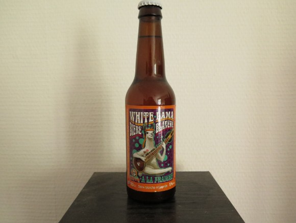 Dumnac Beers  -   White Lama ( Bière Blanche ) 5°, 33Cl 311