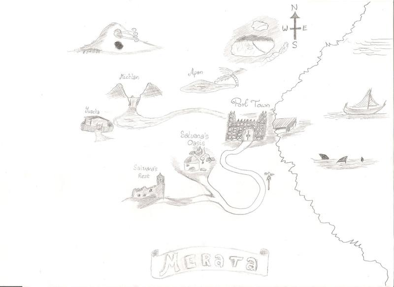 Locations of Merata Merata11