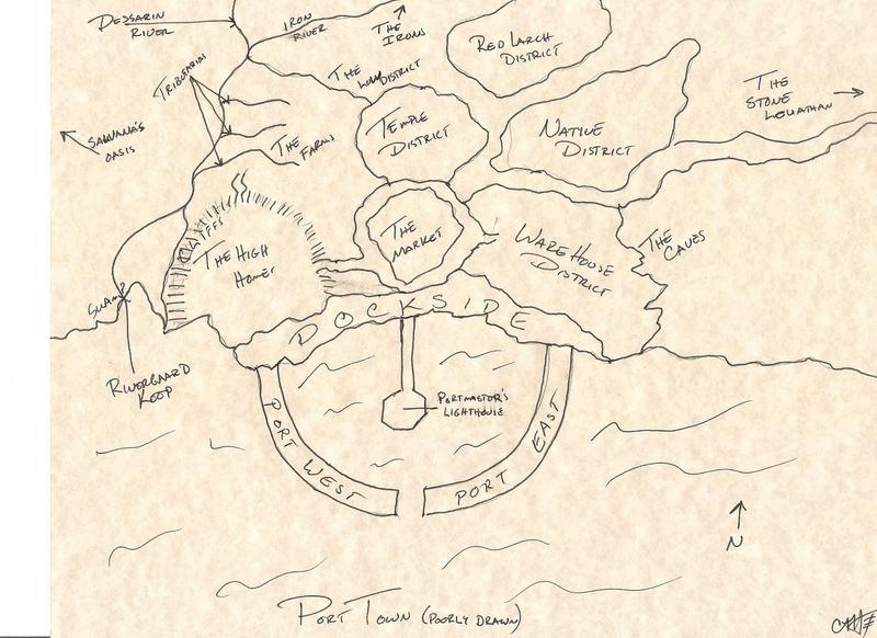 Locations of Merata Port_t12