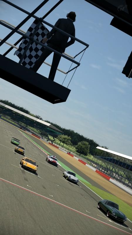 Photos de la course de septembre Silver10