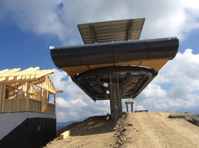 Construction du télésiège débrayable 6 places (TSD6) de Bisanne - Page 2 9c11