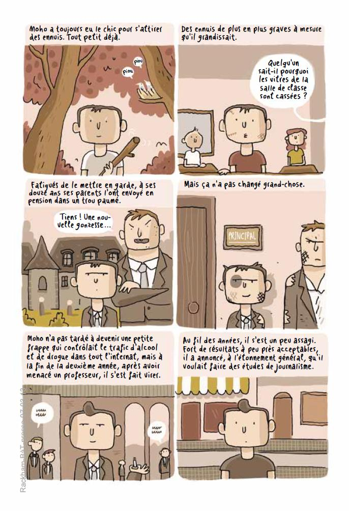 Lisez-vous des bandes dessinées / mangas / comics ? - Page 9 G_128510