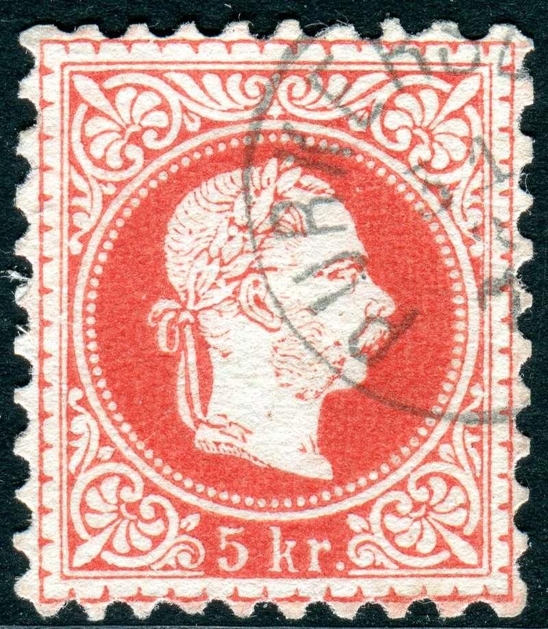 Freimarken-Ausgabe 1867 : Kopfbildnis Kaiser Franz Joseph I - Seite 14 Xx24511